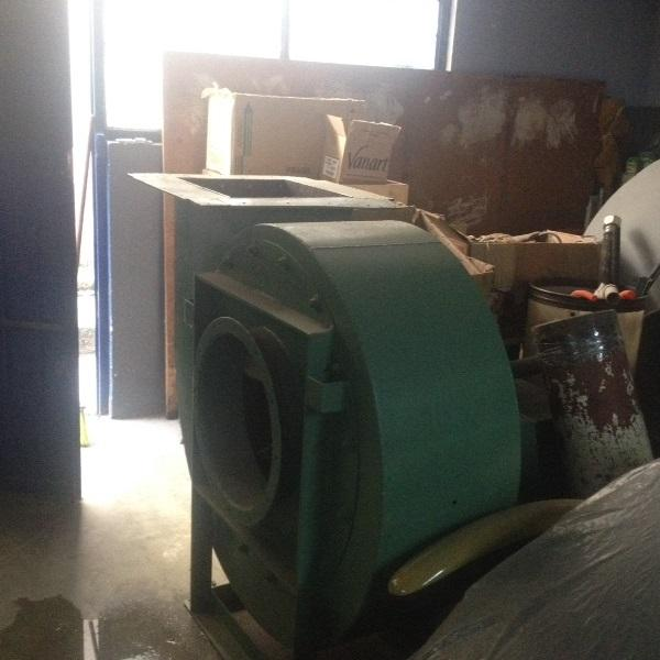 3 caracoles a1 extractores industriales textiles
