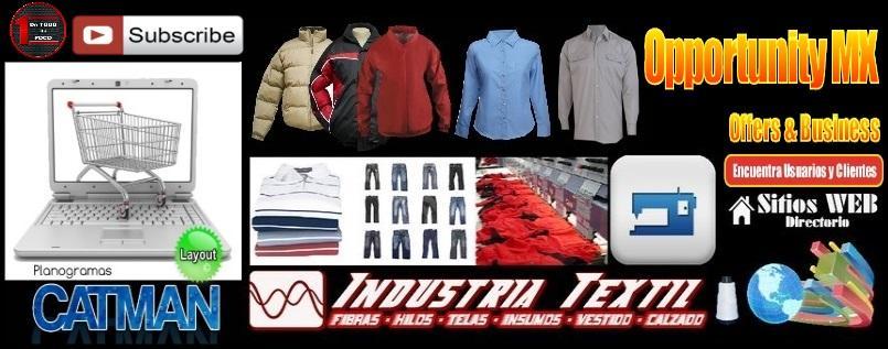 Catman web capacitacion cursos en linea asesorias textil