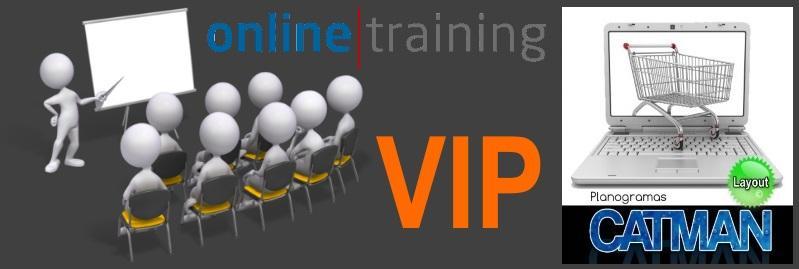 Cursos en linea vip catman web asesoria y capacitacion