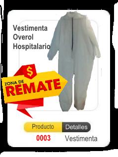 Directorio sitiosweb opportunitymx tienda producto 0003 vestimenta overol hospitalario