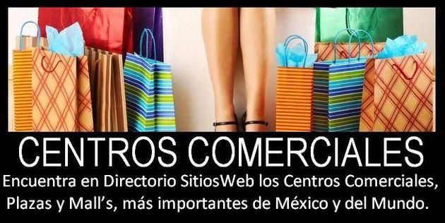 Este sitios del Directorio Centros Comerciales web 630