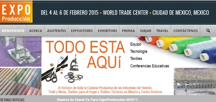 Expo produccion 2015