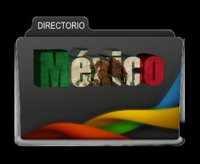 Folder directorio naxional mexico