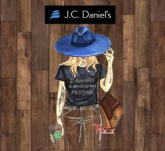 Jc daniels moda playeras