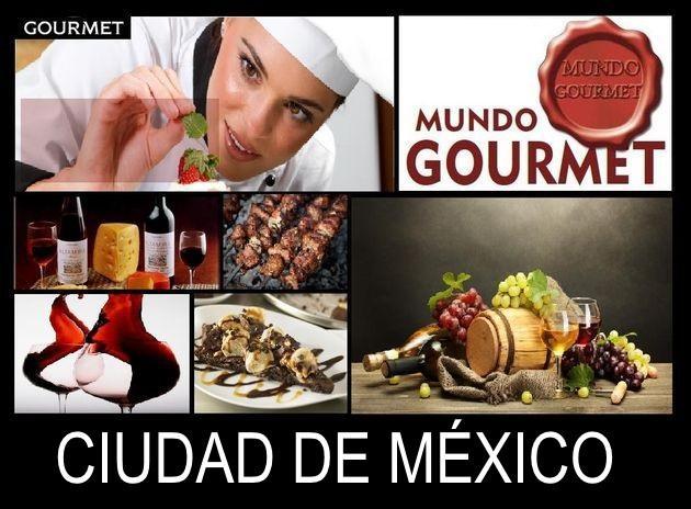 Mundo gourmet cdmx