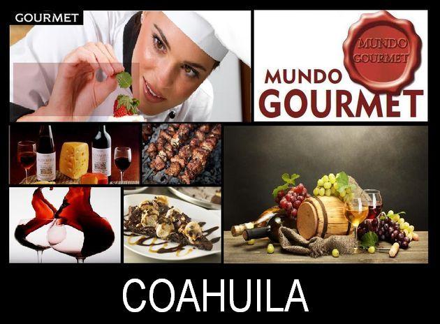 Coahuila Mundo Gourmet